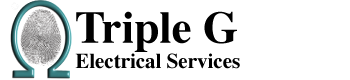 Triple G Electrical Service Logo